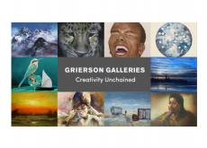 Grierson Galleries - Kent Art Gallery
