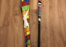 Slazenger Hockey Stick & Case