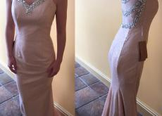 Stunning Prom Dress or Ball Gown - Size 8
