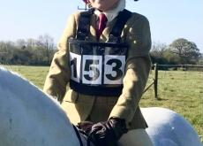 Number Bibs for small equestrians