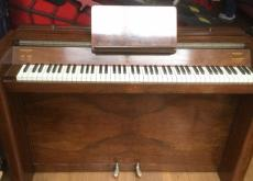 Compact Upright Piano