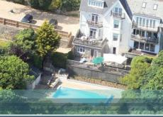 Salcombe Holiday Home With Pool, Sleeps 10
