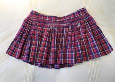 Jack Wills Checked Skirt