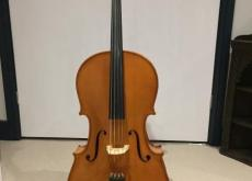 Beautiful 1/2 Size Cello For Sale