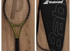 Prince Rebel Tennis Racket & case