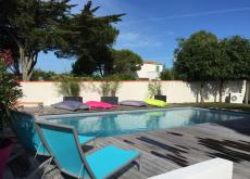 Ile de Re 5 Bedroom House with Pool for Sale