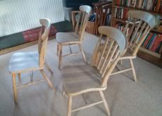 Large Fam @ Home? 4 Free Chairs