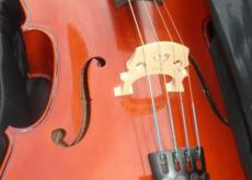 Lovely Cello, Bow and Soft Case