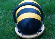 Wheely Ride On Toy Bee