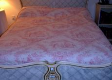Beautiful Antique French Double Bed