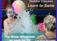 Learn to Swim Easy to Learn Program.
