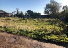 Plot for sale + planning in Camber E Sussex