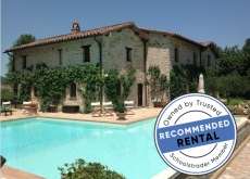 Family Villa in Umbria, Sleeps 12