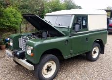 Land rover classic series 2a