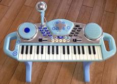 Child's electronic keyboard