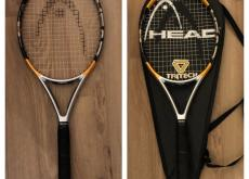 Head Tennis Racket & Case