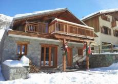 Catered/Self-Catered Chalet - Sleeps 8