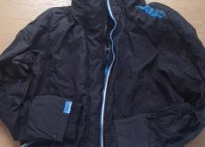 SUPERDRY Man's Black Jacket