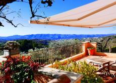 Villa with pool, Chateauneuf-de-Grasse