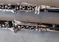 Clarinets Bb and A