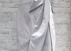 Karen Millen Silver/grey Size 12 Cocktail