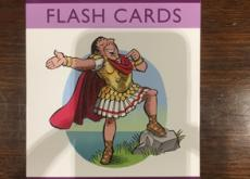 LATIN FLASH CARDS by Bob Bass MBE /Galorepark