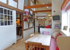 GRADE 2 LISTED COTTAGE AND 2 BED BARN REDUCED!