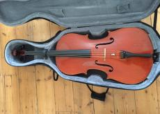 Wonderful 3/4 Size Cello