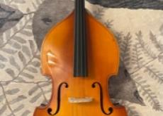 FORENZA 1/4 SIZE DOUBLE BASS