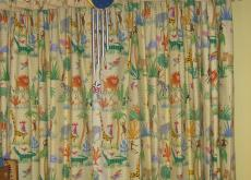 Baby/Childs bedroom curtains