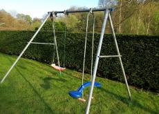 TP double swing set