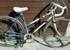 Ladies racing bike.  Raleigh Riva Sportif