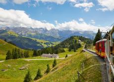 Sunny Swiss apartment to rent August 2019
