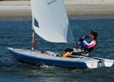 Laser Sailing Dinghy