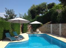 Cote d'Azur Villa With Pool