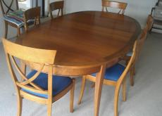 Original Dining Table Grange Cherrywood