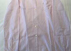 Jack Wills Pink Stripe Shirt