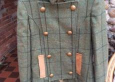 Tweed jacket