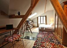 Charming cottage in Alsace close to Basel airport.