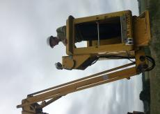 Cherry picker 16.5 metre, 50 feet, approx.