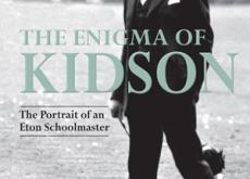 THE ENIGMA OF KIDSON just published