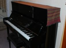 Upright Piano - Yamaha B3 U1 black