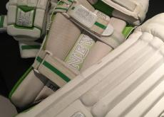 Newbery Leather Cricket Pads and Gloves
