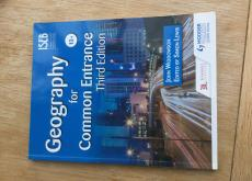 ISEB geography for common entrance