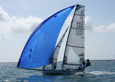 Dinghy: International 14