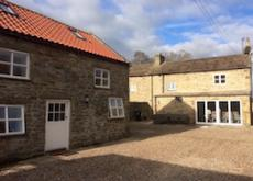 COTTAGE IN YORKSHIRE DALES – sleeps 10