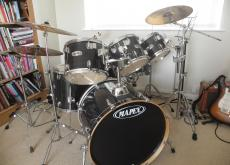Drum Set - Excellent and Complete