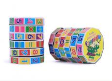Children's Arithmetic Learning Cylinder