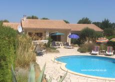 Holiday villa in south of France