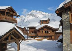 Luxury alpine chalet from £350 July/August